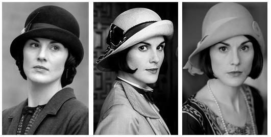 600870dcb68c4 A cloche é o modelo de chapéu mais emblemático dos anos 20. Este é talvez  um dos modelos femininos mais célebres de todos os tempos e que regressou  aos ...
