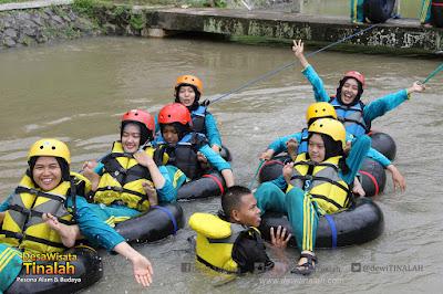 outbound jogja - desa wisata tinalah - outbound yogyakarta