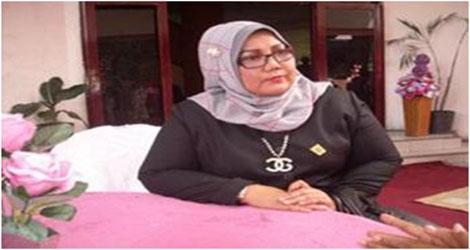 Ketua DPRD Kota Padang, Elly Thrisyanti: Belum Tanda Tangan Berate Ilegal