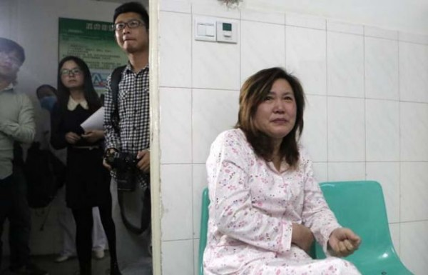 health article mother used hypnotherapy cure paralysing condition