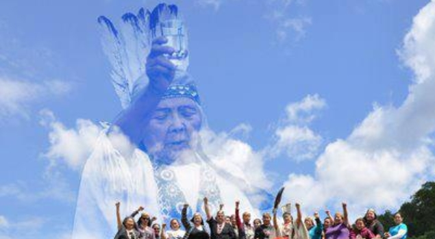 White Wolf : Why Do Native American Tribes Have Matrilineal Societies?
