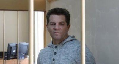 Московський суд засудив Сущенка за шпигунство до 12 років