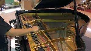 Service dan Stem Piano area Semarang Jateng