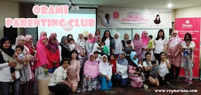 Orami parenting club