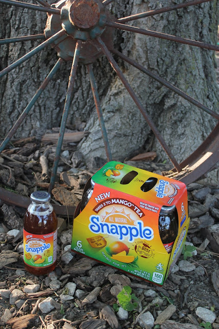 National Iced Tea Day is here! Celebrate June 10th with a special deal on Snapple Takes 2 to Mango drinks at Walmart.