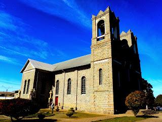 A Bela Igreja Matriz de São Joaquim