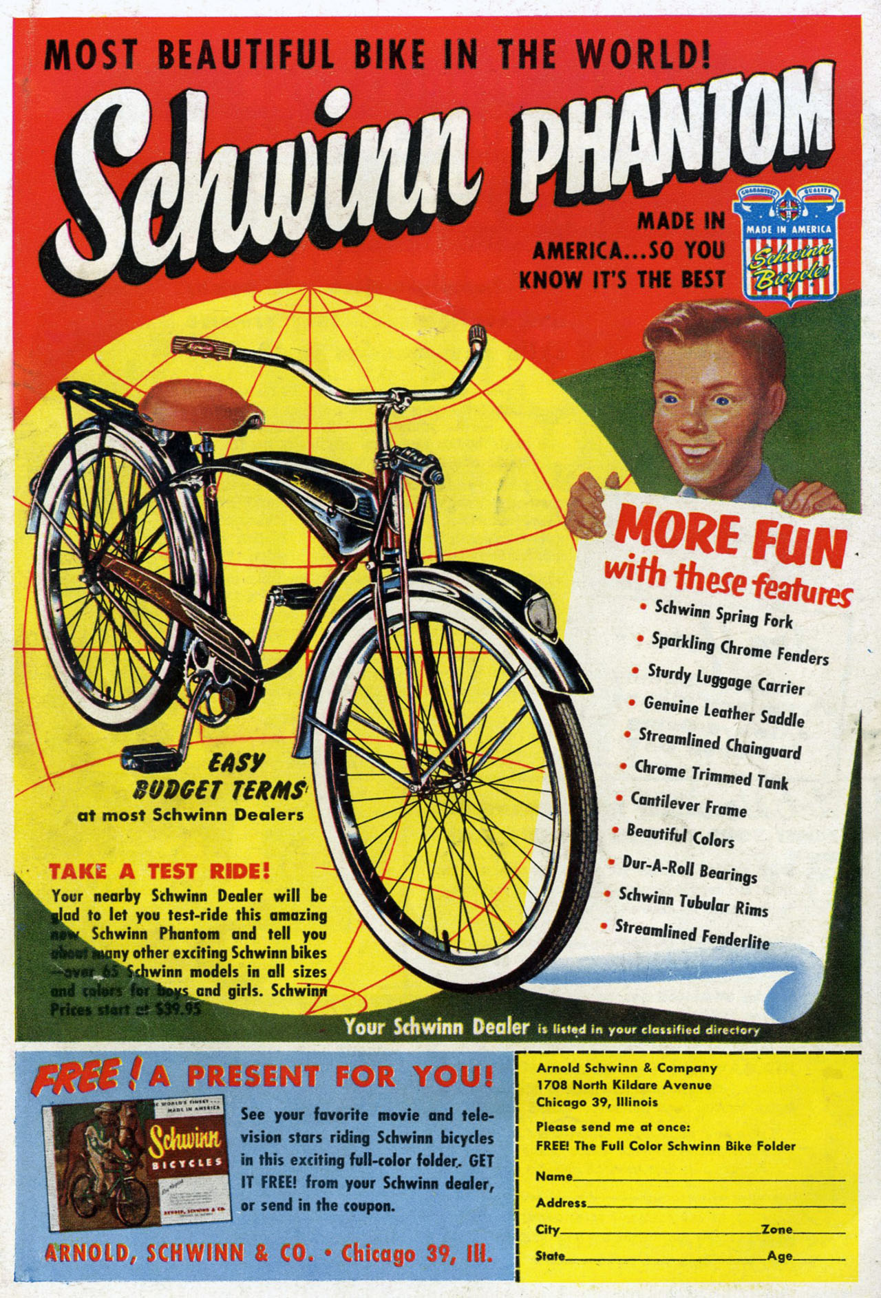 Read online Detective Comics (1937) comic -  Issue #235 - 36