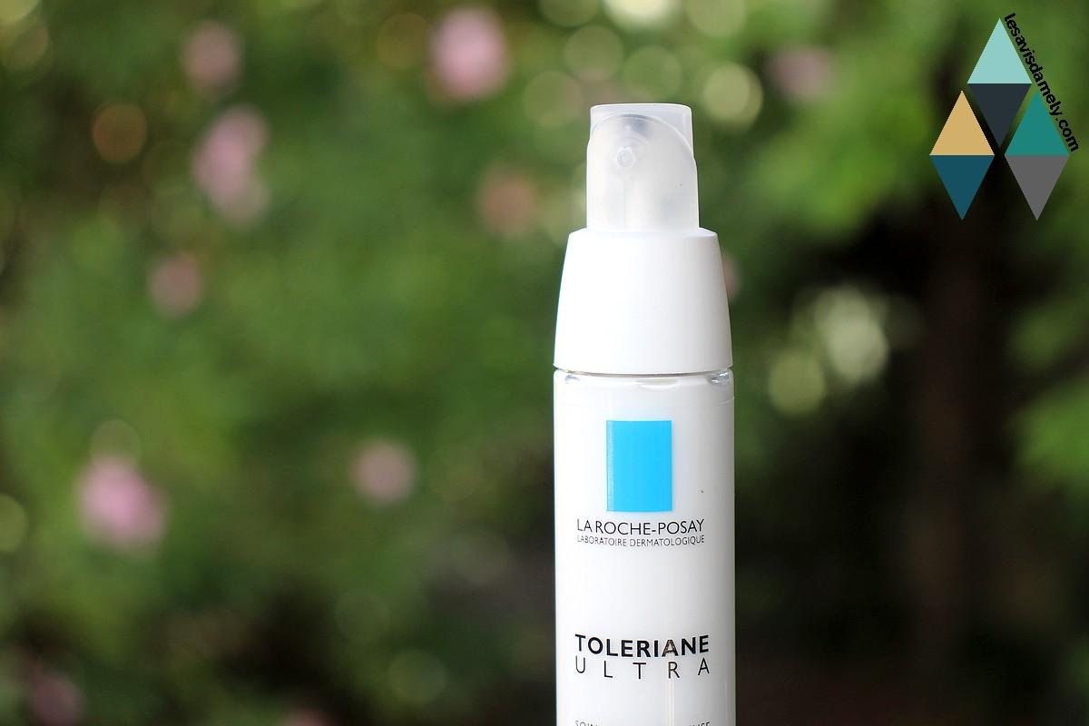crème toleriane ultra la roche posay peaux sensibles irritées