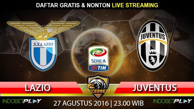Prediksi Lazio vs Juventus 27 Agustus 2016 (Liga Italia)