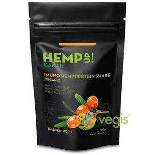 Shake proteic Imuno Canah canepa si catina cumpara aici
