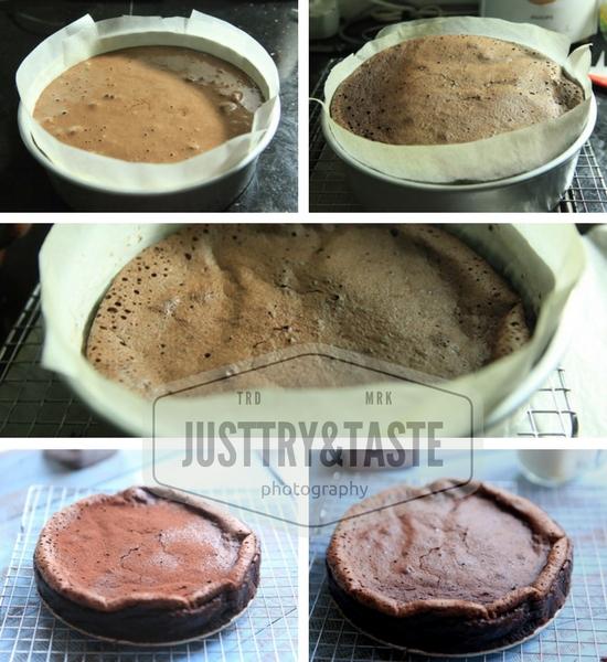Resep Cake Coklat Retak dengan 4 Bahan (Gluten Free) JTTResep Cake Coklat Retak dengan 4 Bahan (Gluten Free) JTT