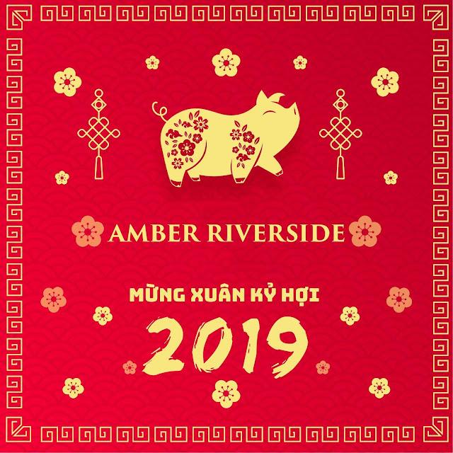 Khai Xuân năm 2019 tại dự án AMBER RIVERSIDE Minh Khai