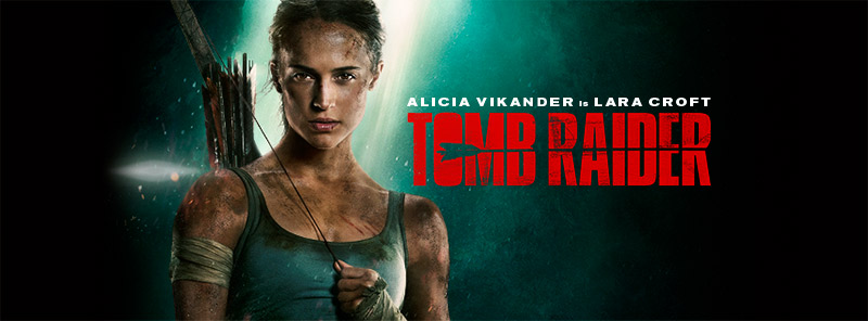 Tomb Raider 2018 leaderboard poster