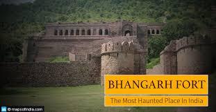 Hasil gambar untuk Bhangarh Fort, Rundh Bhangarh, India