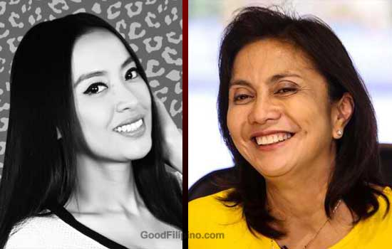 Mocha Uson to Leni Robredo: 'Support him or else we will be forced to remove you'