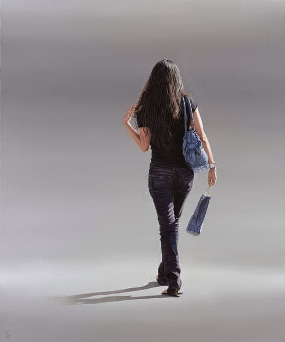 28-The-Silver-Bangle-Nigel-Cox-Photo-realistic-Minimalism-in-Surreal-Paintings-www-designstack-co