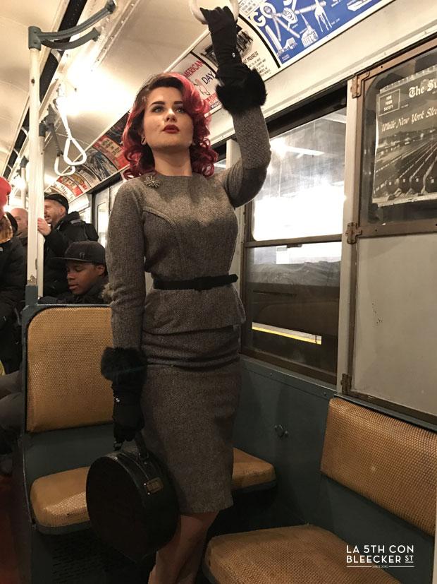 Decoracion de Navidad en Nueva York que ver y hacer Nostalgia Train