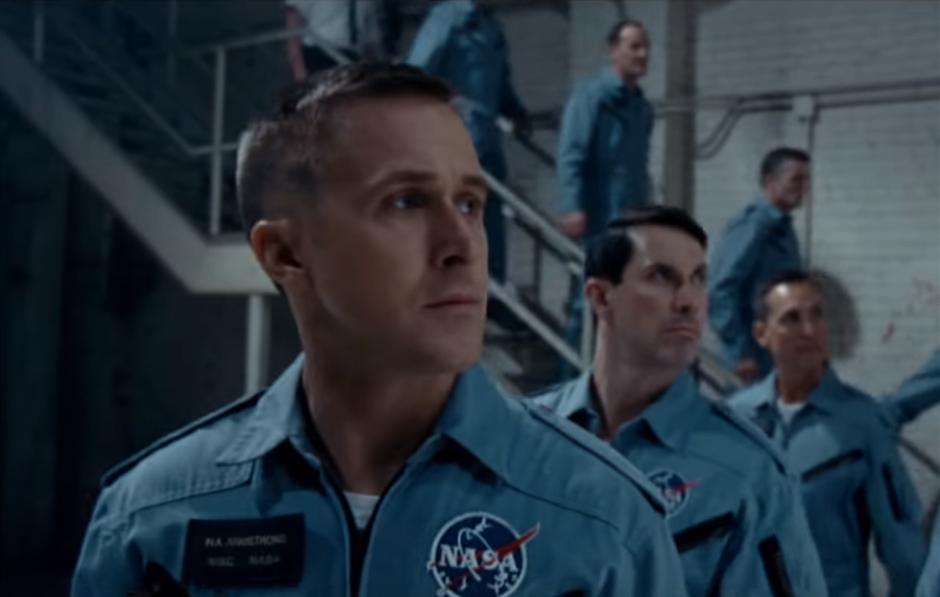 """Trailer de """"O Primeiro Homem"""" leva Ryan Gosling ao espaço"""