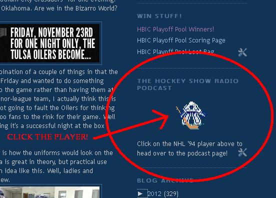 Hockey Blog In Canada: November 2012