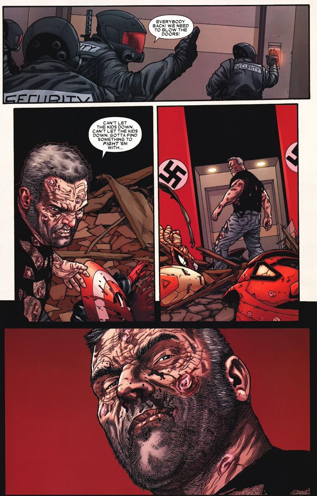 Read online Wolverine (2003) comic -  Issue #72 - 17