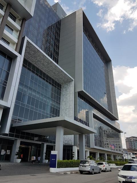 【马六甲住宿】马六甲诺富特酒店 Novotel Melaka