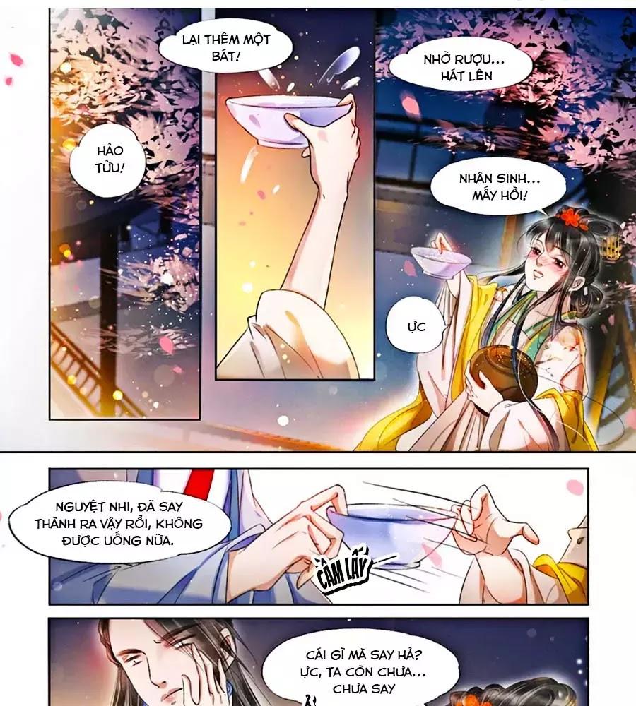 Nhà Ta Có Tiểu Thiếp chap 177 - Trang 3