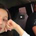 Su hija lo graba cantando en la camioneta. !Después del minuto no lo podía creer!