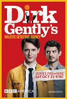 Dirk Gently's Holistic Detective Agency: Season 1 (2016) Poster