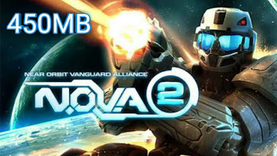 N.O.V.A. 2 – Near Orbit Vanguard Alliance Mod Apk + Data for Android