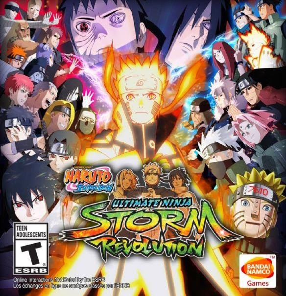 Naruto Shippuden Ultimate Ninja Storm Revolution Brings Back The Anime Fighting Game From Famed Developer CyberConnect2