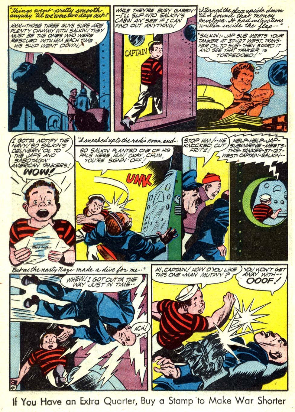 Read online All-American Comics (1939) comic -  Issue #58 - 45