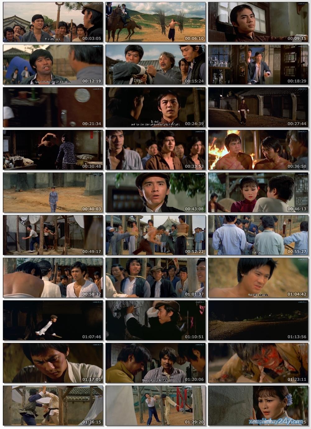 http://xemphimhay247.com - Xem phim hay 247 - Ngũ Hổ Tướng (1974) - The Savage Five (1974)