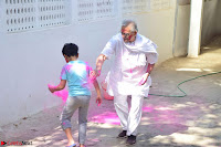 Gulzaar Celeting Holi at his Home 13 03 2017 017.JPG