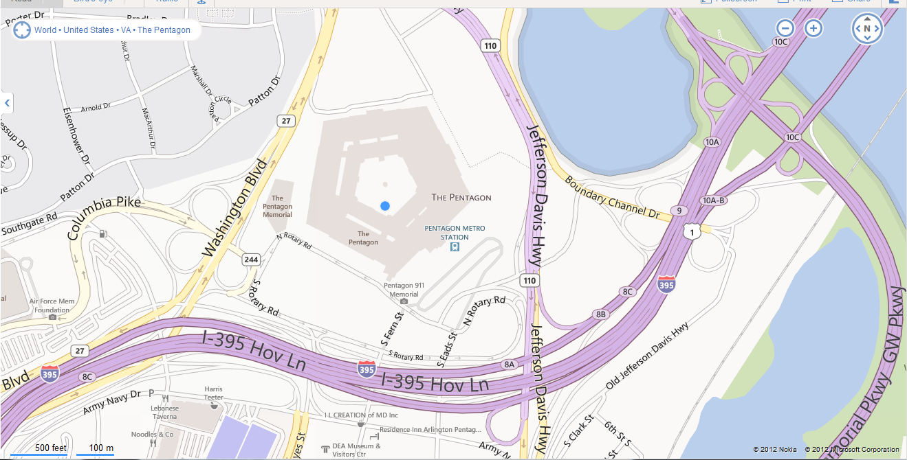 Geo-stalking With Bing Maps And The Twitter Maps App