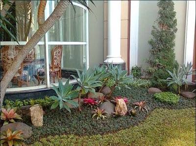 tukang taman surabaya Menata untuk taman depan rumah