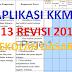 Aplikasi KKM Kurikulum 2013 SD Revisi 2016