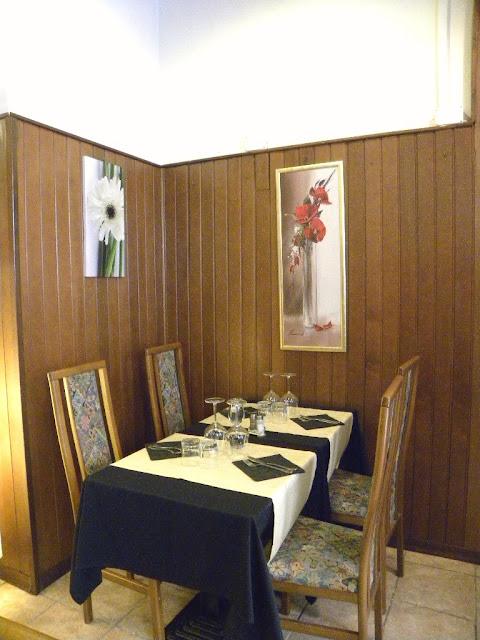 "Trattoria ""Zafferano"" a Trieste"