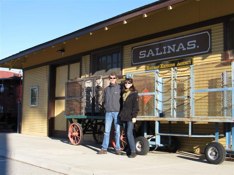 In Around Salinas Haerr Trippin 39