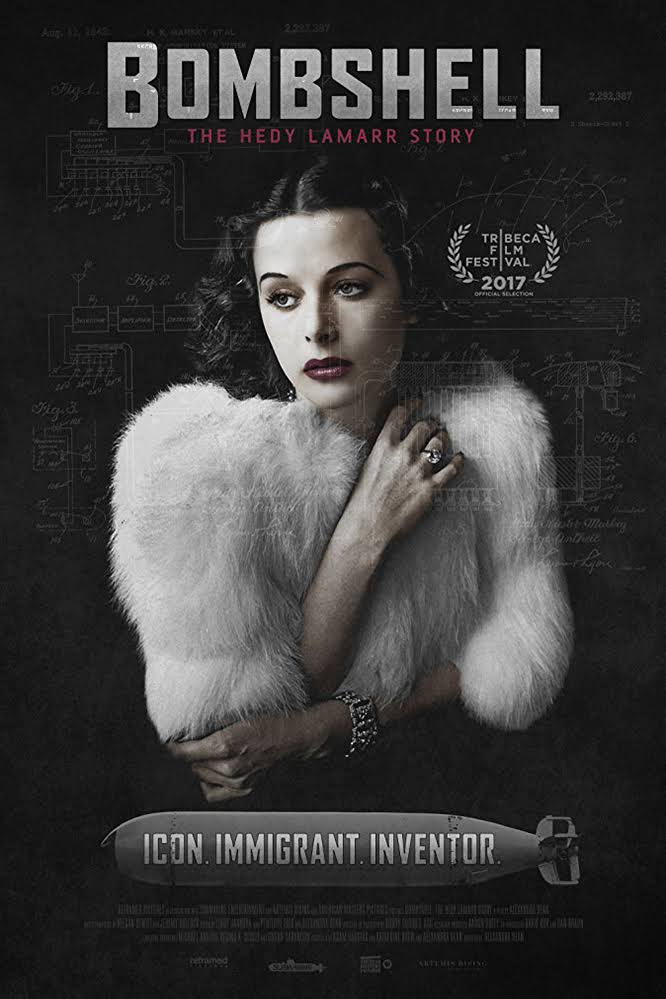 Bombshell: The Hedy Lamarr Story 2017 - Full (HD)