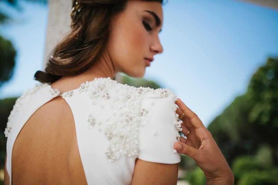 Precio vestidos novia fernando claro
