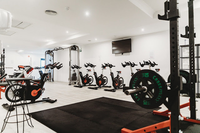 Fitness Gym | Photo by Humphrey Muleba via Unsplash