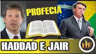 O que a Bíblia diz sobre Haddad e Jair Bolsonaro. #bolsonaro #haddad (Ezequiel Cordeiro - Hora Final)