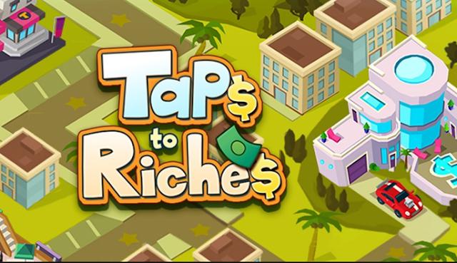 Taps to Riches v2.14 Mod Apk Terbaru (Unlimited Money)