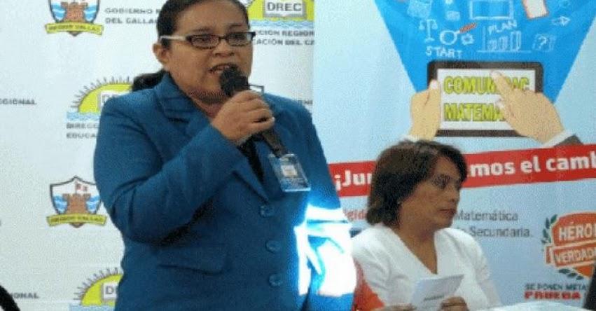 DRE Callao capacitará a docentes de Comunicación y Matemática