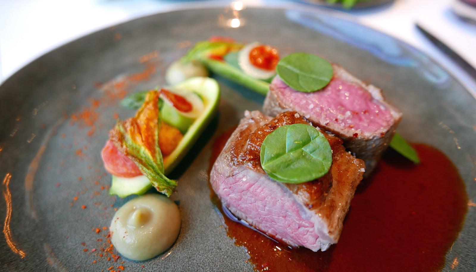 Euriental | luxury travel & style | dinner at Park Hyatt, Sydney, Australia