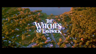 The Witches of Eastwick title