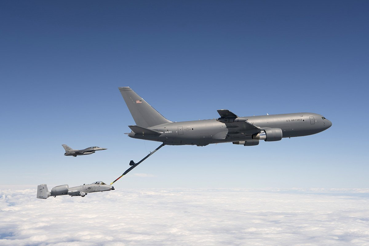 Boeing's KC-46 program approved for production: US Air Force