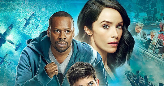 I Watch TV Too: I want MORE of Timeless (I suppose)