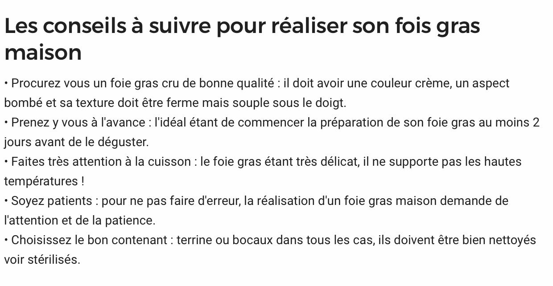 grand euville 4 villages comment faire son foie gras maison. Black Bedroom Furniture Sets. Home Design Ideas