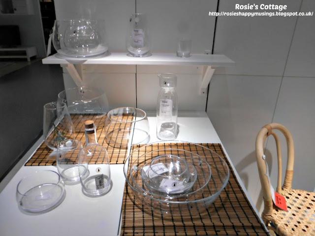 Ikea Viktigt Glassware